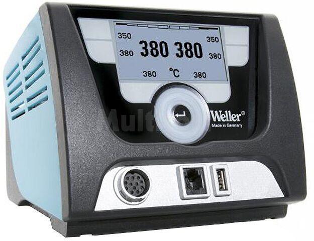 Stacja bazowa WELLER cyfrowa ESD 200W 50 550 C do stacji SOL-WX1010