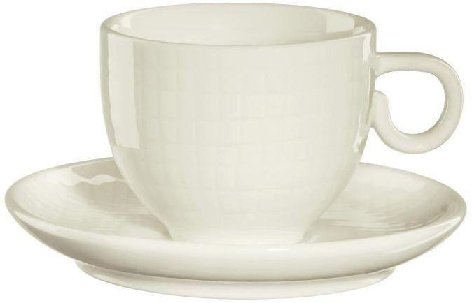 ASA 50TIES filiżanka do espresso m dolna 0,08 l - wanilia, 4,5 cm