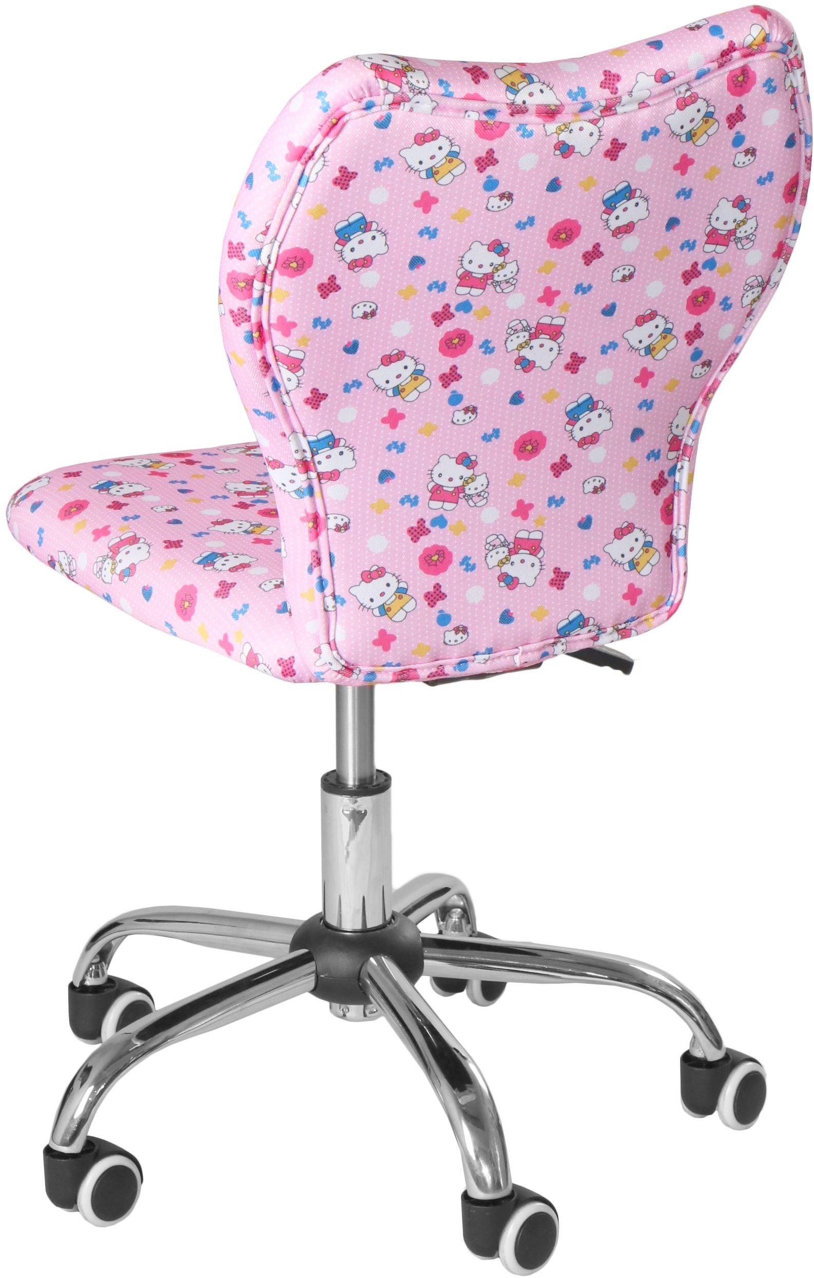 UNIQUE Krzesło obrotowe dziecięce ELI