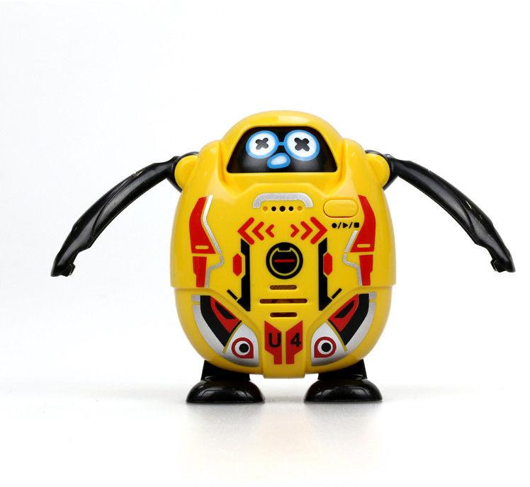 Silverlit - Talkibot Robot żółty 88553 A