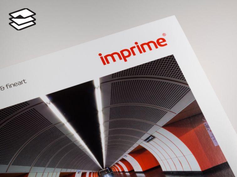 Papier IMPRIME Premium PGP260 High Gloss Bright White 260gsm - A3, 50 arkuszy (90238220731)