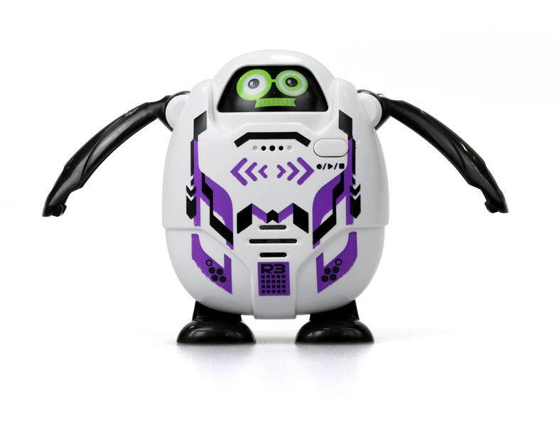 Silverlit - Talkibot Robot biały 88553 C