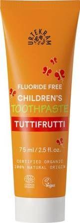 Urtekram Pasta do Zębów Dla Dzieci Tuttifrutti 75 ml