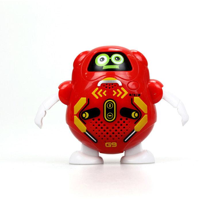 Silverlit - Talkibot Robot czerwony 88554 C