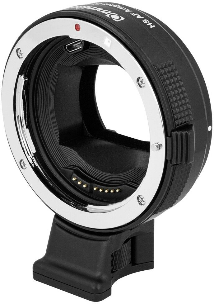 Adapter bagnetowy Commlite CM-EF-E HS - Canon EF - Sony E
