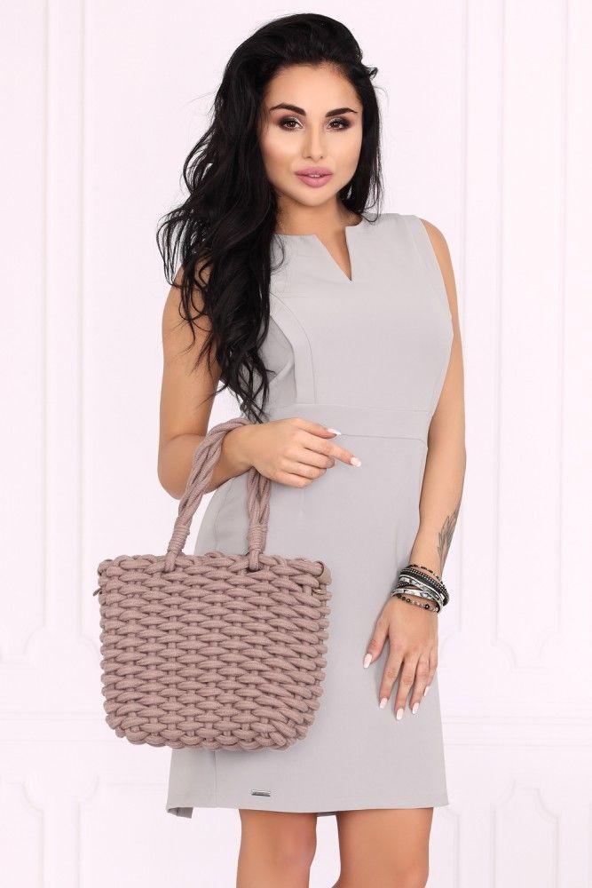 Viran Grey 85475 sukienka