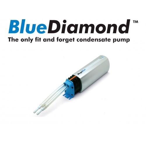 Pompka skroplin (kondensatu) BlueDiamond MegaBlue + Zbiornik z czujnikiem (MegaBlue ZC)