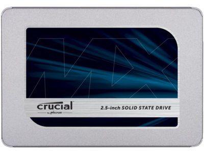 Dysk CRUCIAL MX500 500GB SSD Dogodne raty! DARMOWY TRANSPORT!