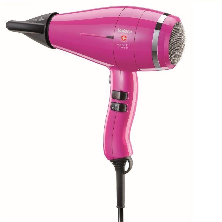 Valera Vanity Comfort Hot Pink suszarka do włosów z jonizacją 2000W