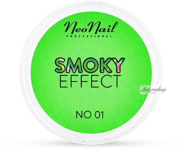NeoNail - Smoky Effect - Neonowy pyłek do paznokci - 01
