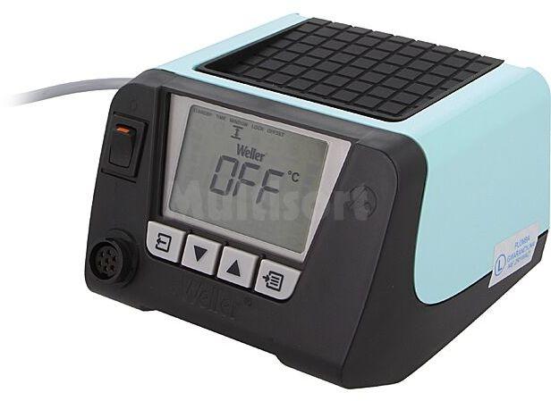 Stacja bazowa WELLER cyfrowa ESD 150W Wyświetlacz: LCD