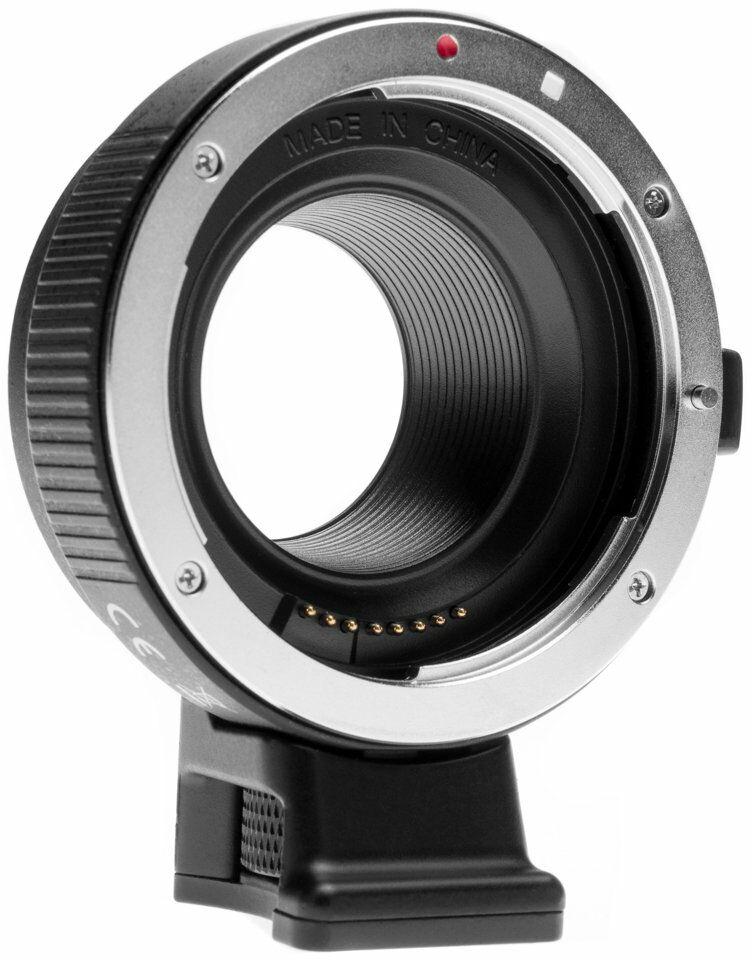 Adapter bagnetowy Commlite CoMix CM-EF-EOSM - Canon EF - Canon EF-M