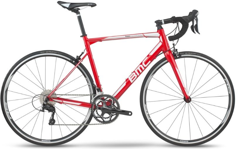BMC TEAMMACHINE ALR01 105 57cm Red 222135