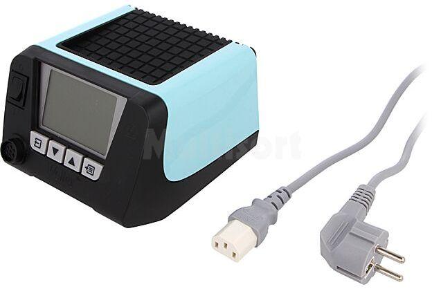 Stacja bazowa WELLER cyfrowa ESD 95W Wyświetlacz: LCD