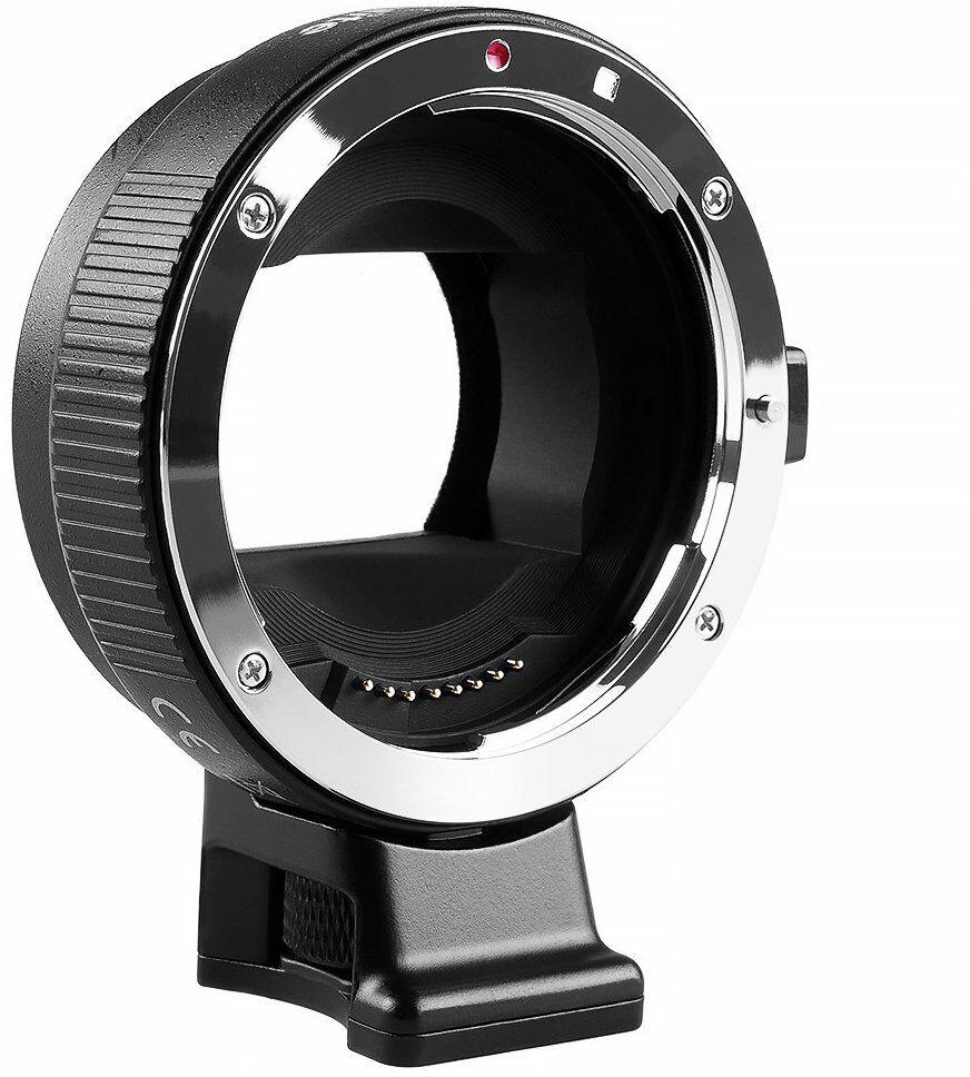 Adapter bagnetowy Commlite CoMix CM-EF-NEX - Canon EF - Sony E