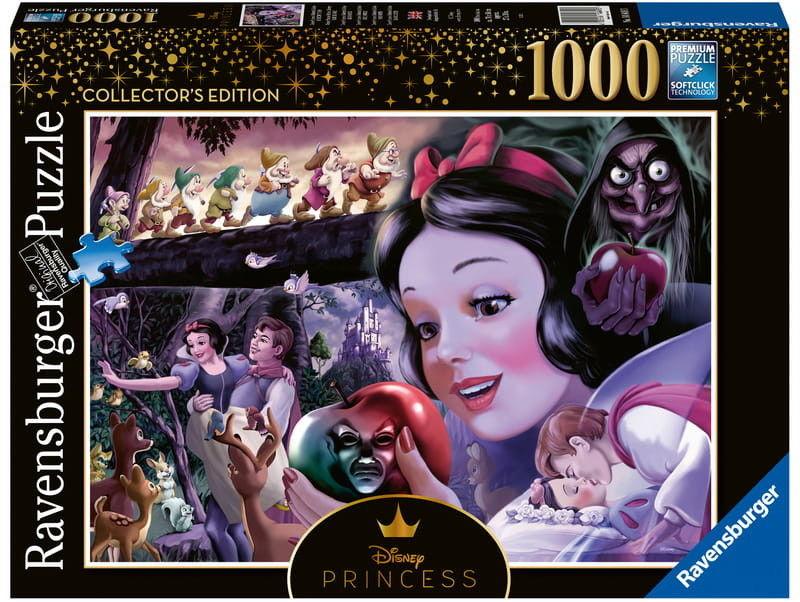 Puzzle Ravensburger 1000 - Bohaterki Disneya Księżniczki, Disney Princess Heroines