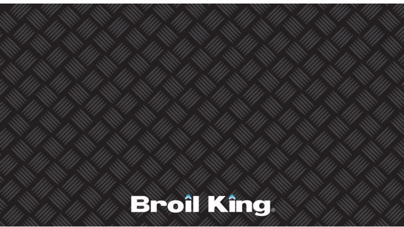 Mata pod grilla Broil King Premium - czarna