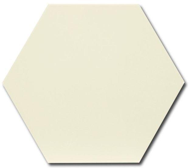Hexatile Crema Brillo 17,5x20