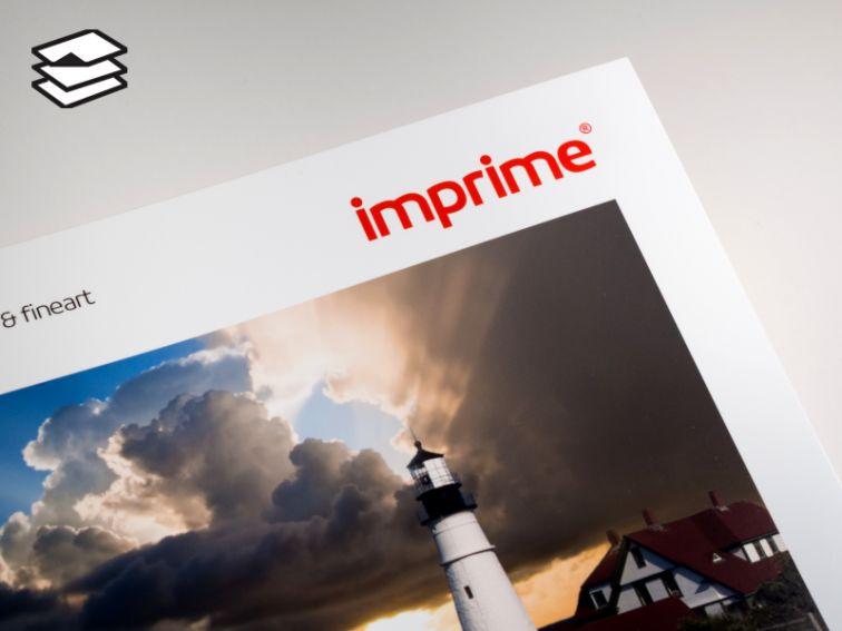 Papier IMPRIME Premium HHG310 Heavy High Gloss 310gsm - A3, 40 arkuszy (90245009730)