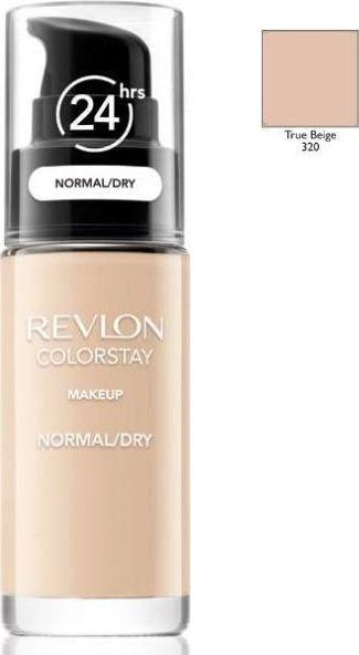 Revlon ColorStay 320 True Beige 30ml podkład z pompką do skóry normalnej i suchej [W]