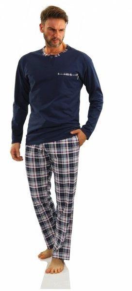 Sesto senso jasiek 2188/06 piżama męska