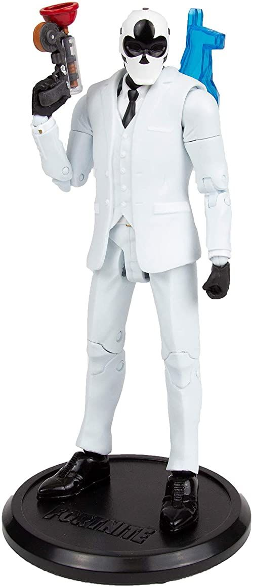 Mcfarlane Toys Fortnite Deluxe Figures - Wild Card - Black Suit