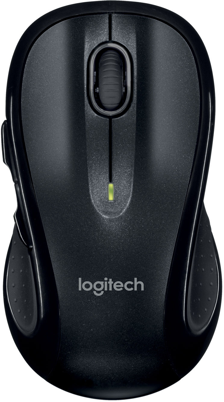 Logitech M510 myszka RF Wireless Laser