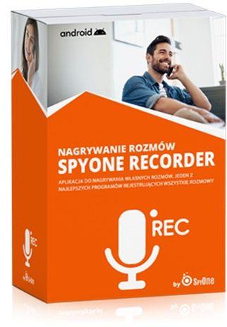 SpyOne Recorder - Rejestrator rozmów telefonicznych Android ( Samsung i Huawei )