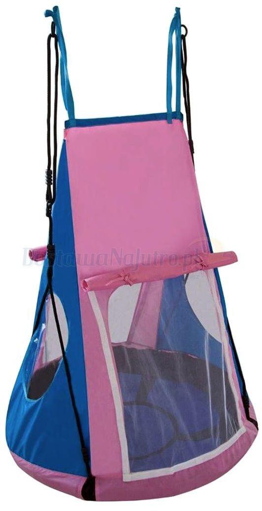 Namiot Spartan do huśtawki typu bocianie gniazdo domek dla dzieci