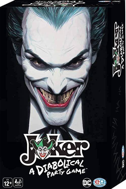 Editrice Giochi Joker The Game gra karciana dla 12 lat, 6059802