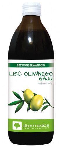 Alter Medica Liść Oliwnego Gaju - Utrzymuje naturalną odporność, 500 ml