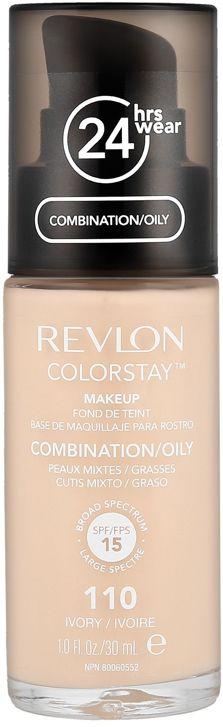 Revlon ColorStay 110 Ivory 30ml podkład z pompką do skóry normalnej i suchej [W]