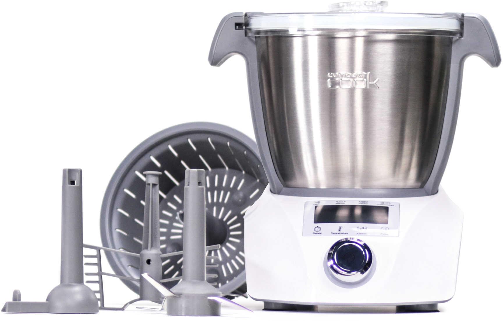 Delimano Wielofunkcyjny robot kuchenny Compact Cook