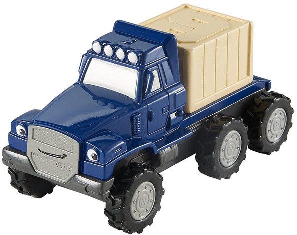 Fisher Price - Bob Budowniczy Ciężarówka Two Tonne DRC96 CJG91