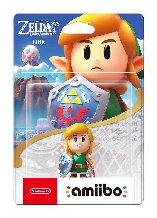 Amiibo Zelda Link''s Awakening - Link