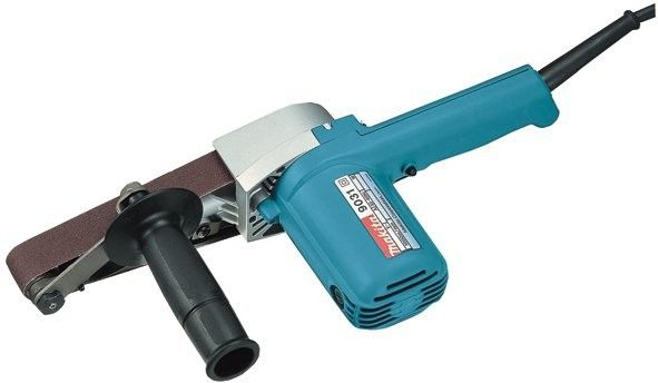 elektryczna szlifierka taśmowa / pilnik do metalu, 533x30mm, 550W, Makita [9031]