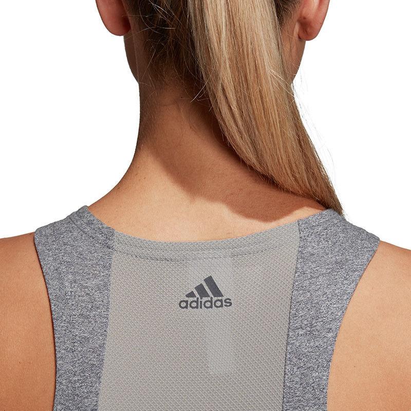 koszulka sportowa damska ADIDAS WARP KNIT CROP TOP / CF3819