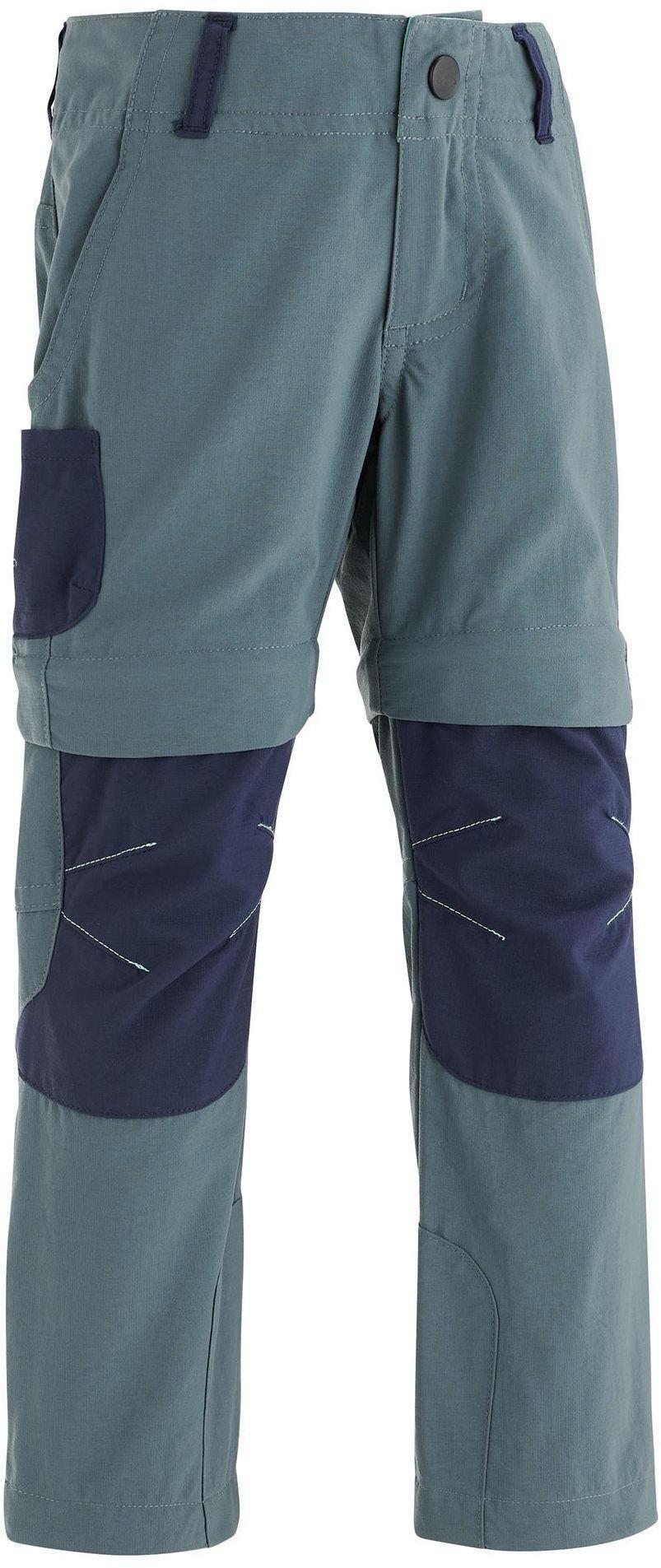 Spodnie turystyczne dla dzieci Quechua MH500 2w1 -2-6 lat