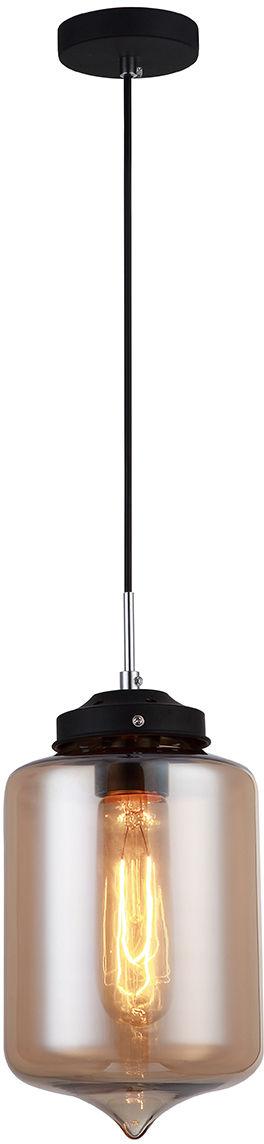 Lampa wisząca nowoczesna szklana Tube MDM2095/1 C Italux
