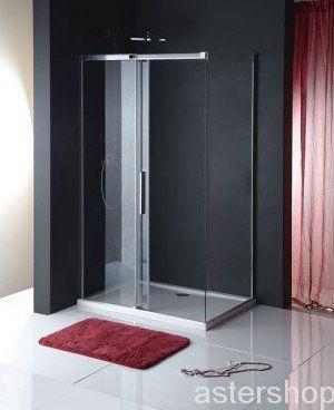 ALTIS LINE ścianka prysznicowa boczna 90 cm AL6015