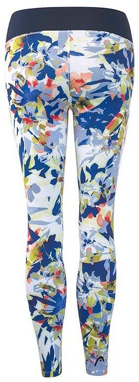 spodnie tenisowe damskie HEAD VISION GRAPHIC 7/8 PANT / 814298 ROYW