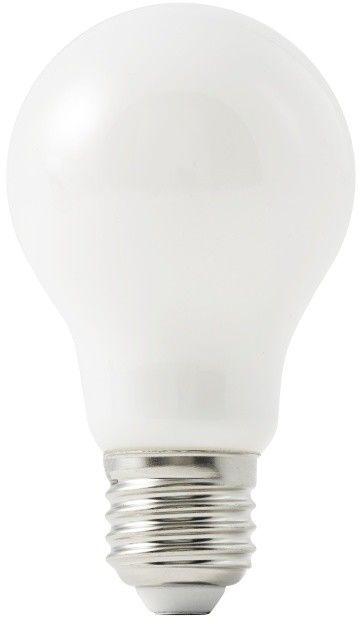 Żarówka LED Diall A60 E27 4,9 W 470 lm mleczna barwa ciepła