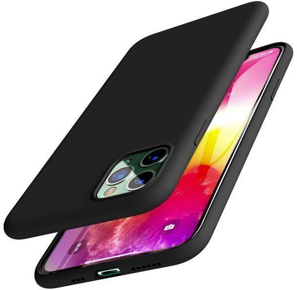 Etui silikonowe Alogy slim case do Apple iPhone 11 Pro Max czarne