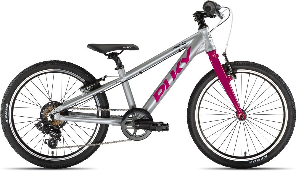 PUKY rower Ls-PRO 20-7 Alu Berry 4705
