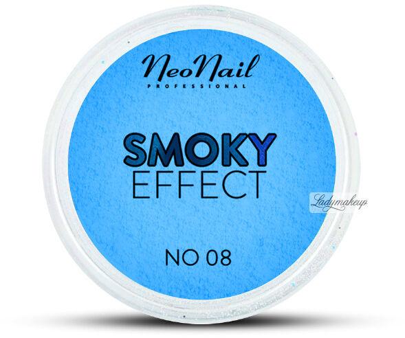 NeoNail - Smoky Effect - Neonowy pyłek do paznokci - 08