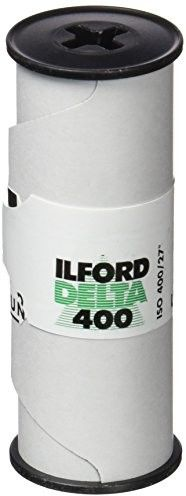 Film Ilford B&W Delta 400/120