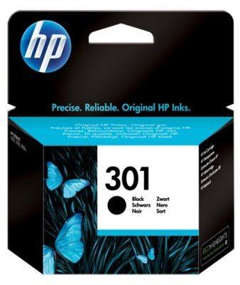 Tusz HP 301 Czarny (CH561EE)