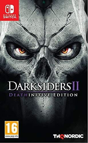 Gra Darksiders II: Deathinitive Edition (Nintendo Switch)