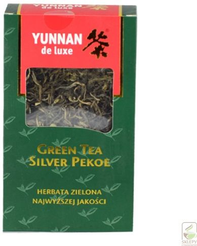 Yunnan Green Silver Pekoe 100g herbata liść LG-101