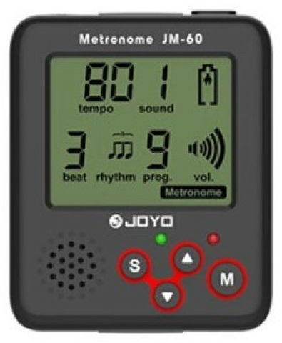Joyo JM-60 - metronom elektroniczny